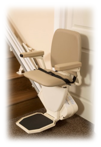 Pinnacle Straight Stair Lift