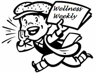 Subscribe to the Wellness Weekly Today!