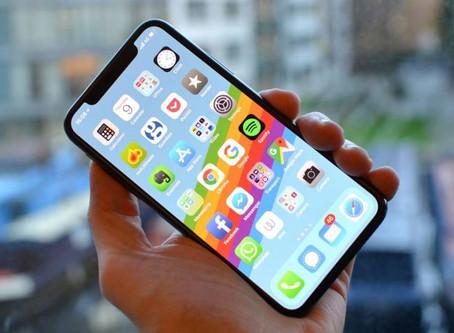 Какие iPhone были популярны на Новый год?