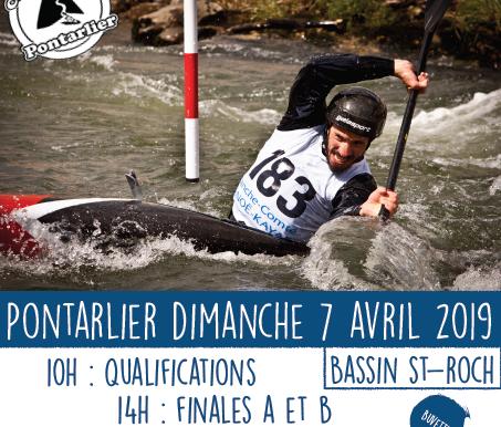 Championnat Régional de Slalom de Bourgogne-Franche-Comté et formation juge régional de slalom