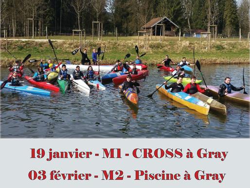 3ème Edition du Challenge Départemental de CK de Haute-Saône - M4 et finale: Kayak Slalomà Voray-s