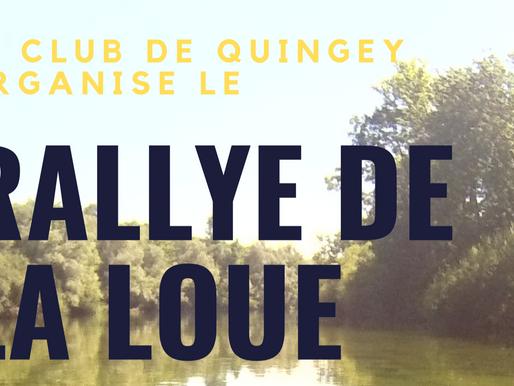 La Rallye de la Loue - 30 Mai