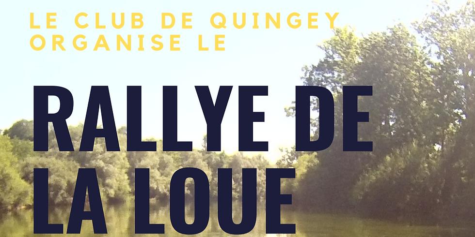 Rallye de la Loue