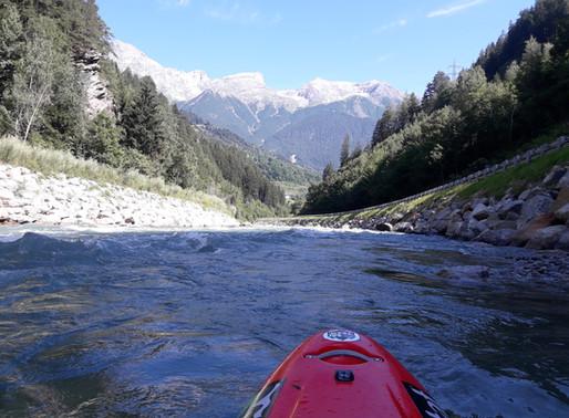 Fin des restrictions de navigation dans le Jura