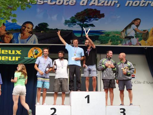 BILAN CHAMPIONNATS DE FRANCE SLALOM BFC