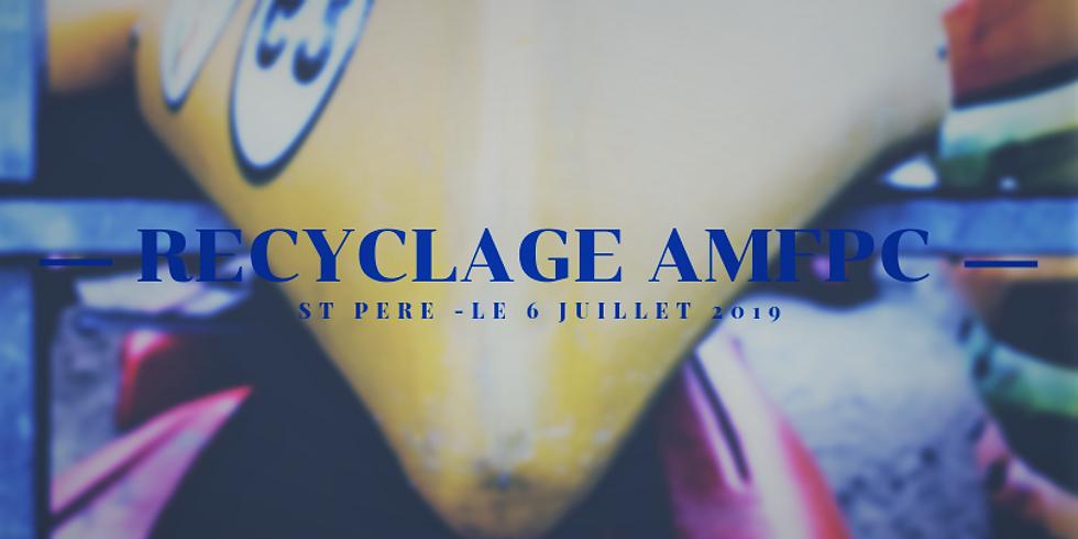 Recyclage AMFPC