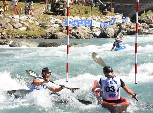 Stage Slalom à L'argentière La Bessée du 14 au 19 Juillet
