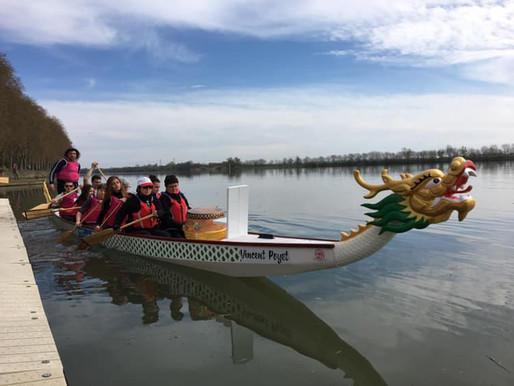 Communiqué de Presse lancement du VP Dragon Boat Tour 71 le 06/04/2019