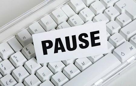 """Le Sport en mode """"pause"""""""