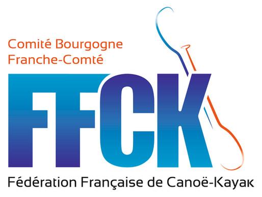 Calendrier CRCK BFC 2017