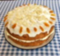 Birthday cake design, The Old Barn at Wadenhoe