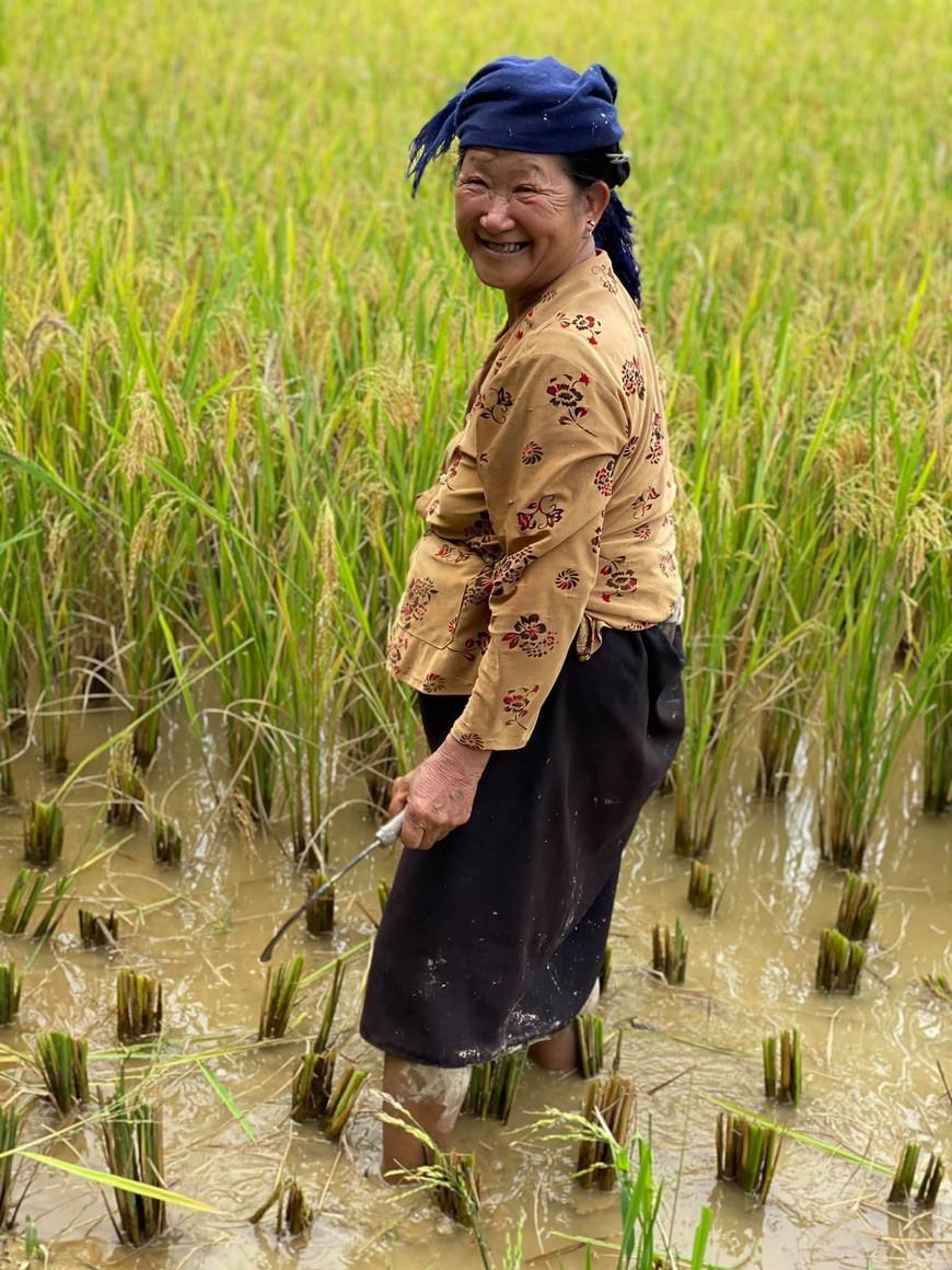 Pham Tien Tiep in Hà Giang, Vietnam