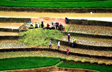 Hung Pham in Yen Bai, Vietnam