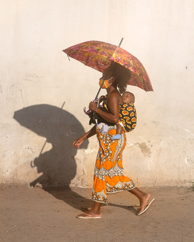 Grégory Escande in Maputo, Mozambique