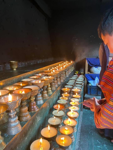 Tashi Phuntsho in Bhutan