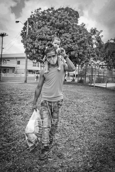 Mariela Bruzal in Trinidad