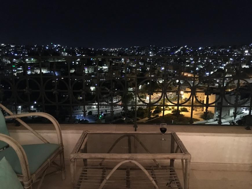 Bertrand in Amman, Jordan