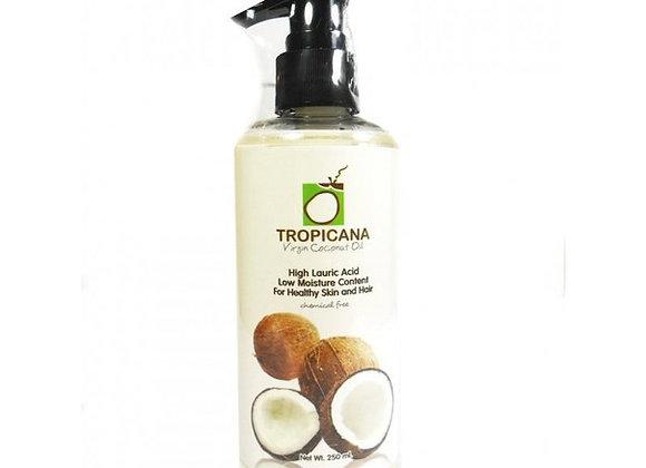 Кокосовое масло Tropicana 250 мл