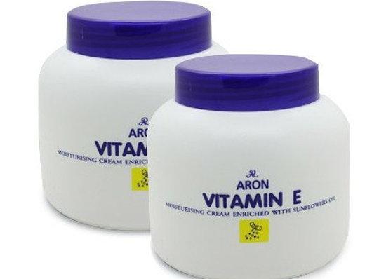 Крем для рук и для тела с витамином Е