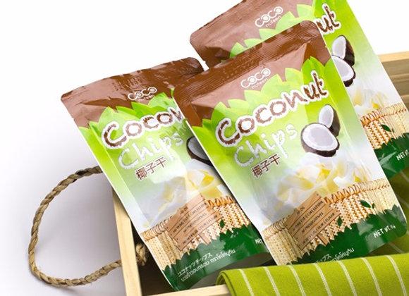 Чипсы кокосовые COCONUTEEN 40г