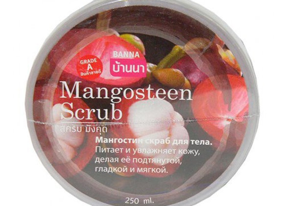 Подтягивающий скраб с мангостином 250 мл