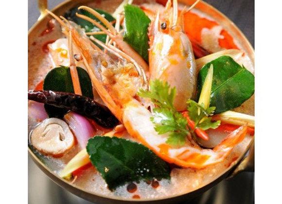 Набор сухих тайских пряностей для супа Том Ям