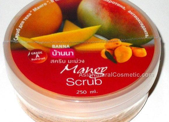 Питательный скраб с манго 250 мл