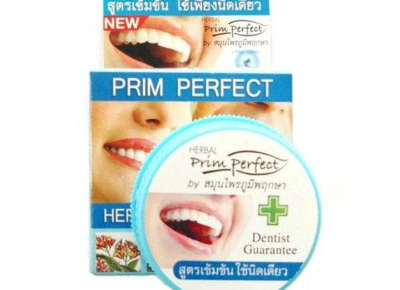 Органическая безсульфатная зубная паста Прим Перфект