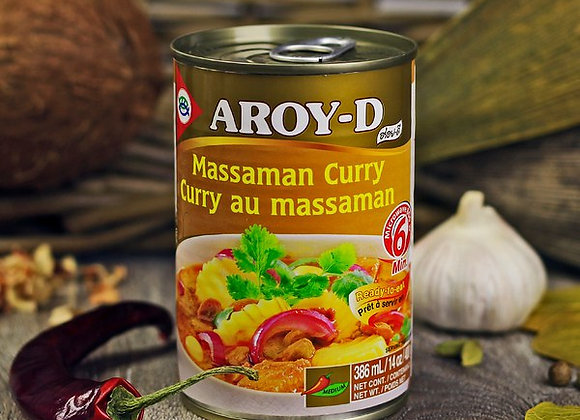 Суп Массаман карри Aroy-D 400 г