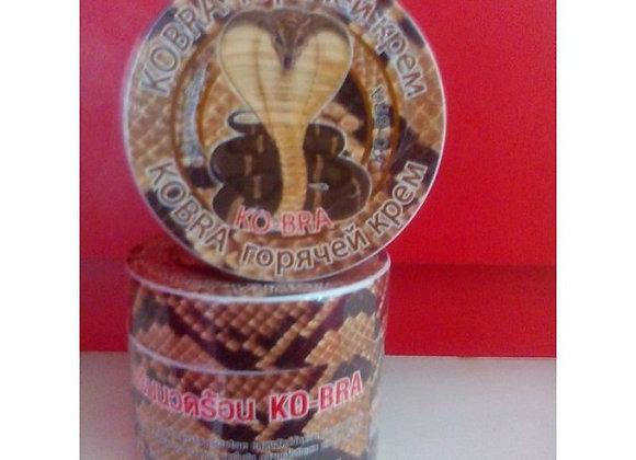 Тайский согревающий бальзам Кобра 100 грамм