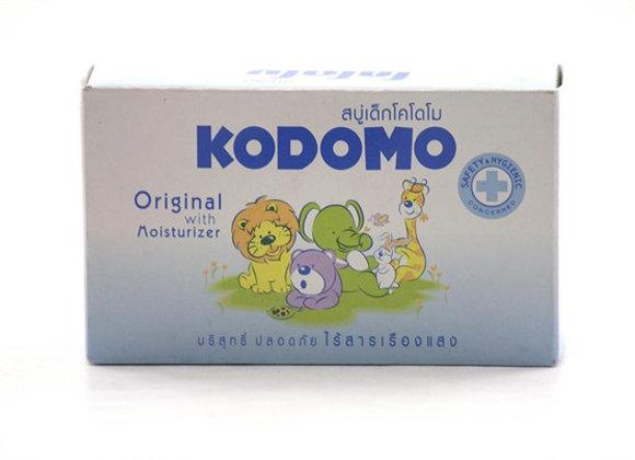 Детское мыло с увлажняющим кремом Kodomo