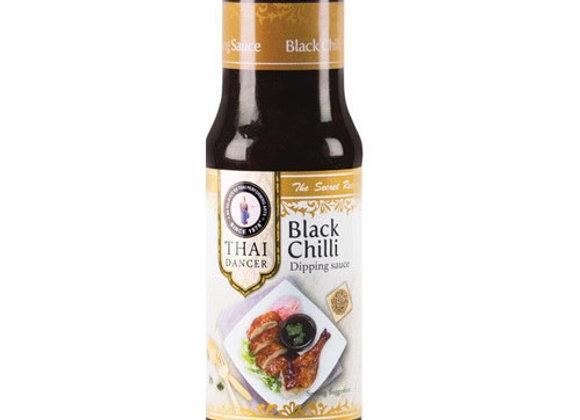 Сладко-пряный соус «черный чили»