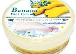 Банановый крем от трещин на пятках BIO WAY