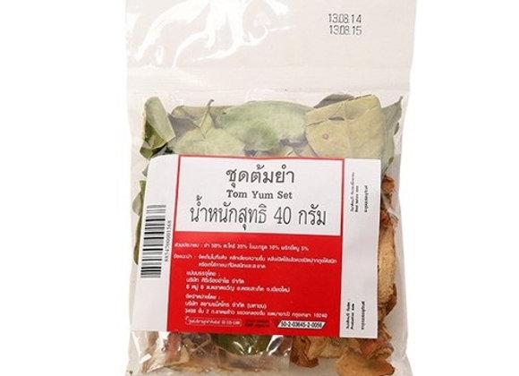 Набор тайских пряностей для супа Том Ям