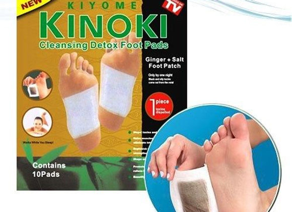 Пластырь для детоксикации Kinoki