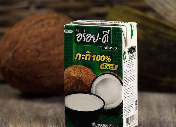Кокосовое молоко 60% AROY-D, Таиланд 250 мл