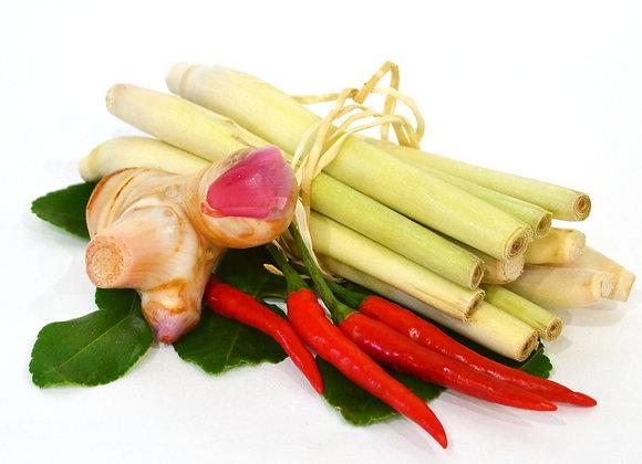 Набор свежих тайских пряностей Том Ям