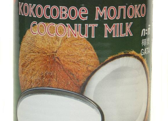 Кокосовое молоко с витаминами Aroy-D 400мл