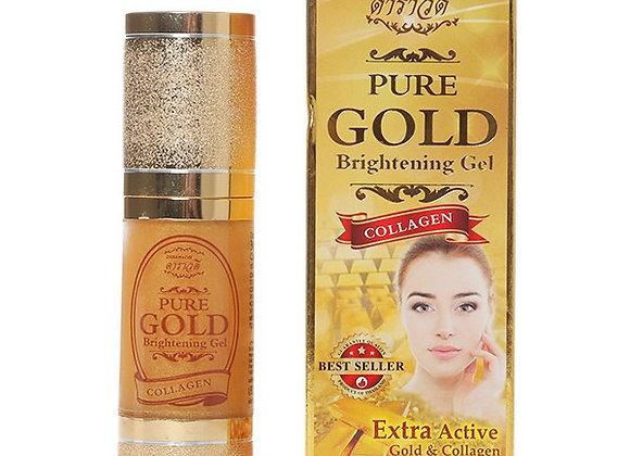 Сыворотка из золота для омоложения кожи лица 35 гр