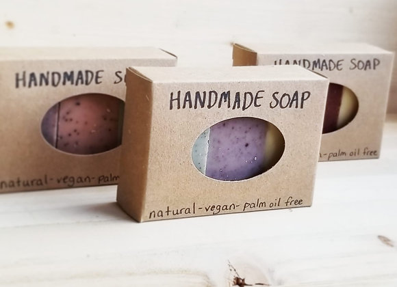 SOAP SAMPLE - TRAVEL SOAP - AIRBNB LOCAL GIFT
