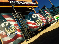 All In Pro Rodeo Coarsegold Stampede