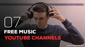 7 Royalty Free Music YouTube channels | Dope Motions