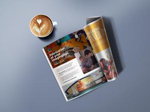 FabLab Magazine Advertisement
