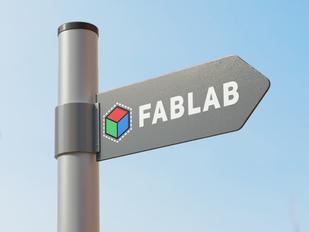 Branding for FabLab Cardiff
