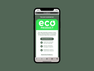 EcoStamp Mobile Landing