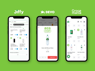 EcoShelf Partner Apps