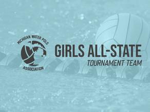 Girls 2021 All-State Tournament Team