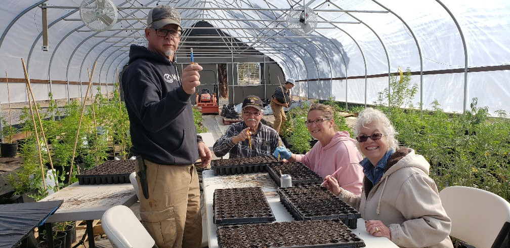 Planting Seeds with Neighbors