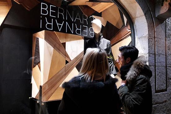 Vernissage exposition Boutique Bernar Bernar 2017 Mathisse Dalstein