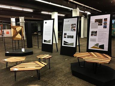 exposition Emmaüs UP salon régional Emmaüs 2018 Mathisse Dalstein